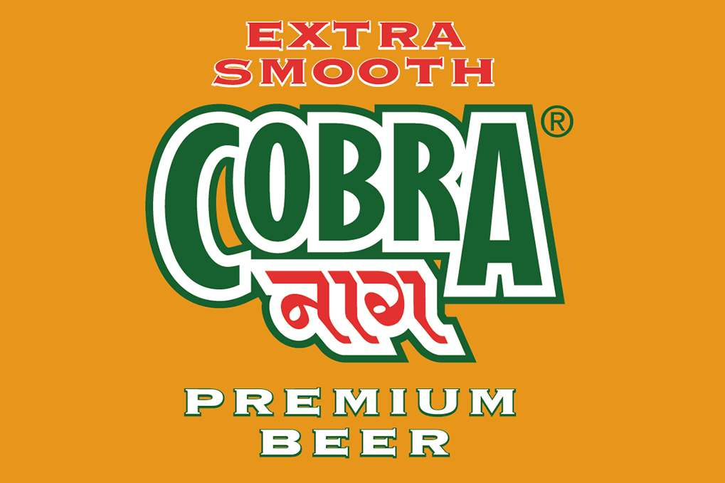 Cobra Extra Smooth Premium Beer